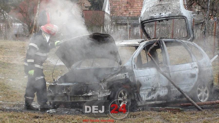 incendiu auto masina (2)