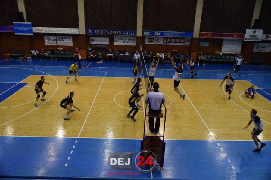 CS Unirea Dej - LMV Tricolorul Ploiesti
