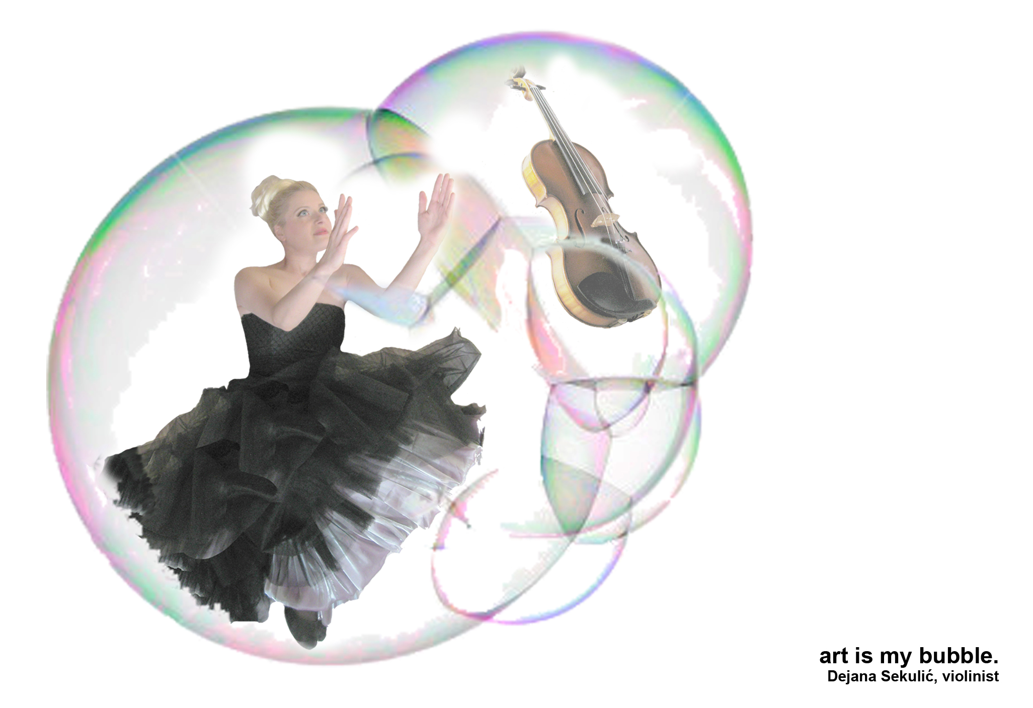 art is my bubble