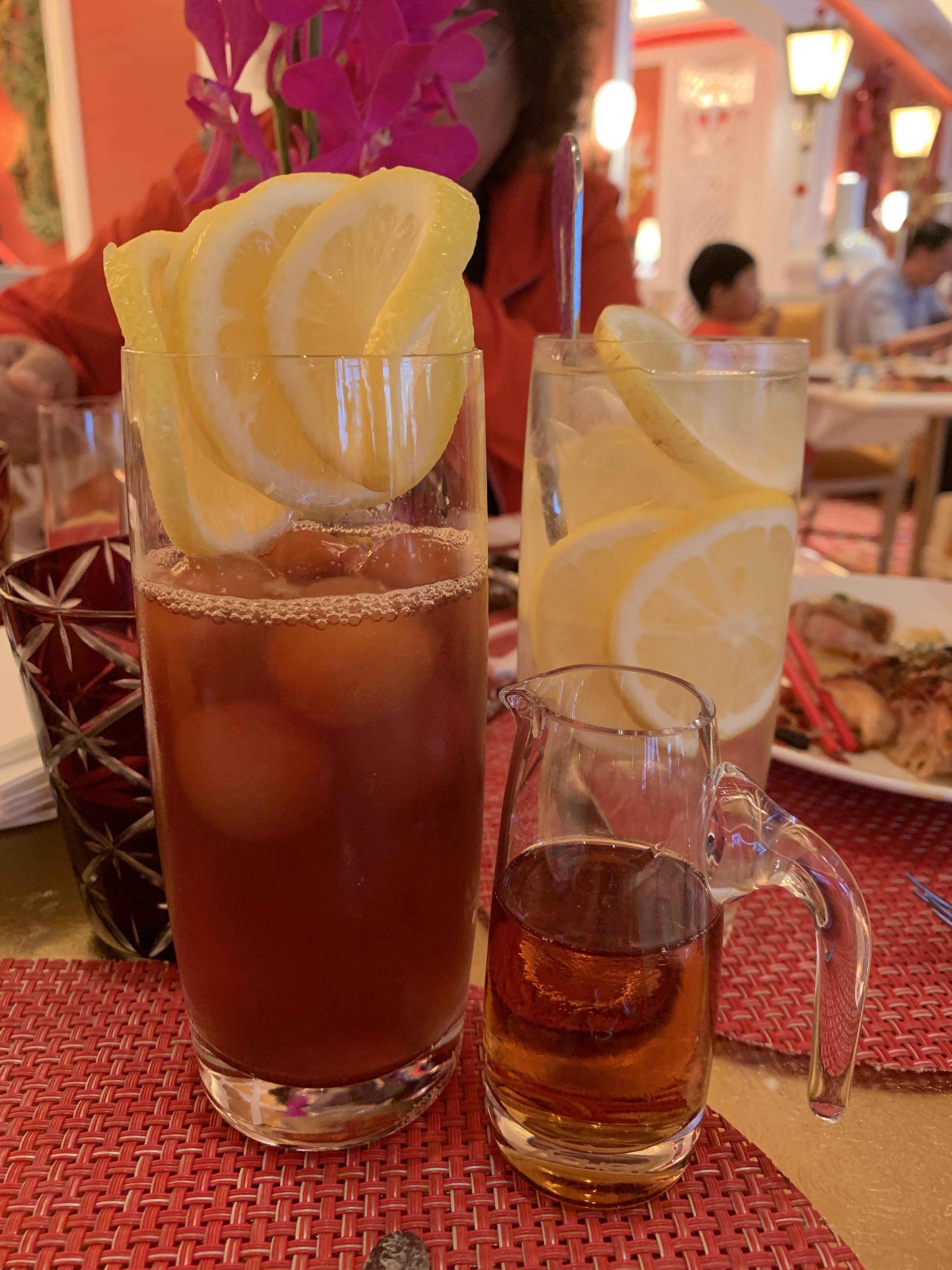 Macau澳門:永利皇宮咖啡苑 – 湛藍調酒槽