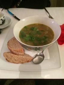 Amsterdam| Lentil Soup