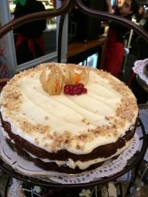 Pastel de vanilla ganache & chocolate| Dublin
