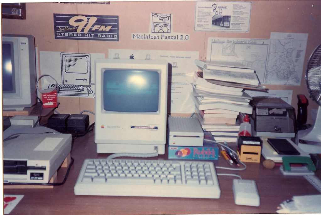 My first Mac