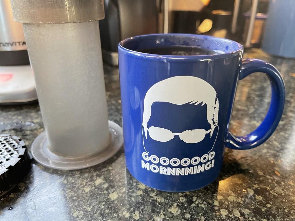 The Rebound mug