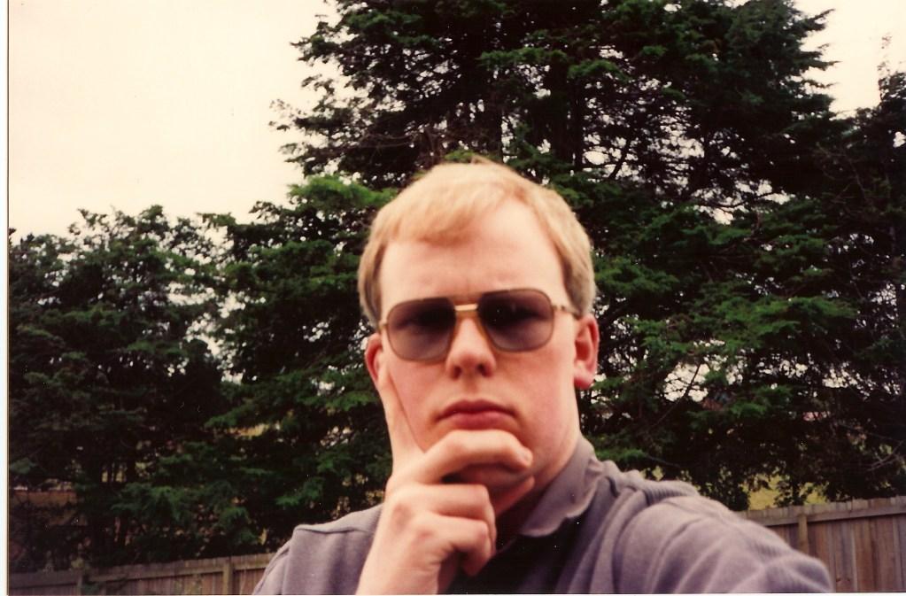 David selfie