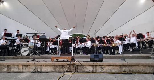 DeKalb Municipal Band Concerts Return to Hopkins Park