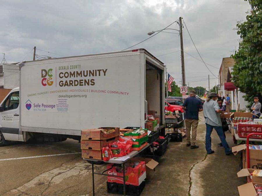 Local food pantries seek to help residents as volunteer numbers decrease