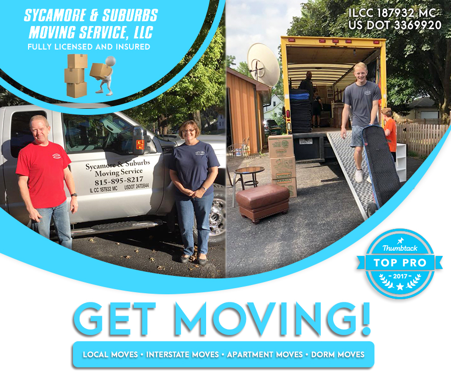 Sycamore & Suburbs Moving Service