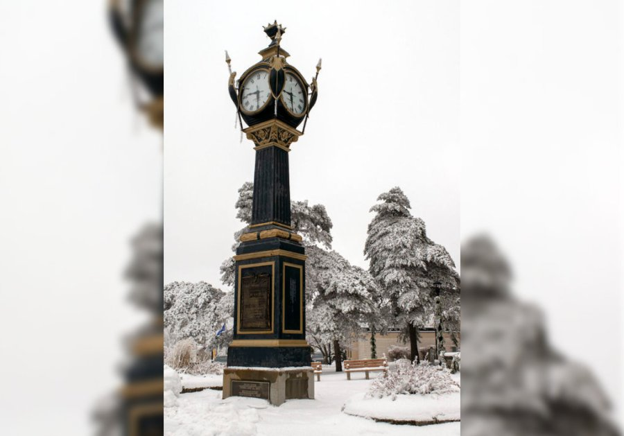 Project To Return The Soldiers And Sailors Memorial Clock To Working Order