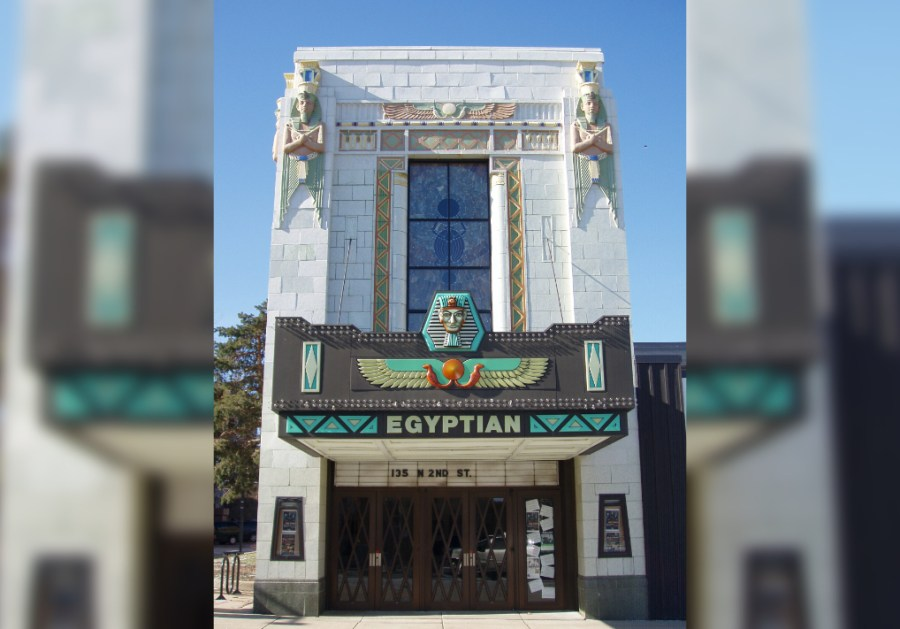 Egyptian Theatre Classic Film Series in 35MM