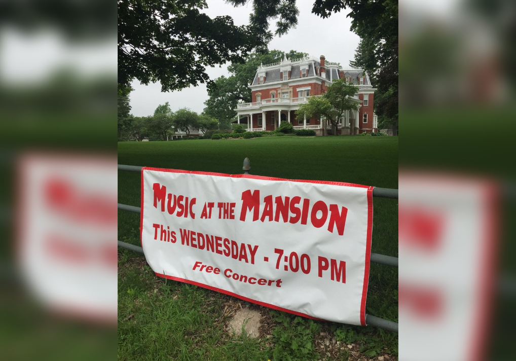 """Music at the Mansion"""" Summer Concerts Return"""