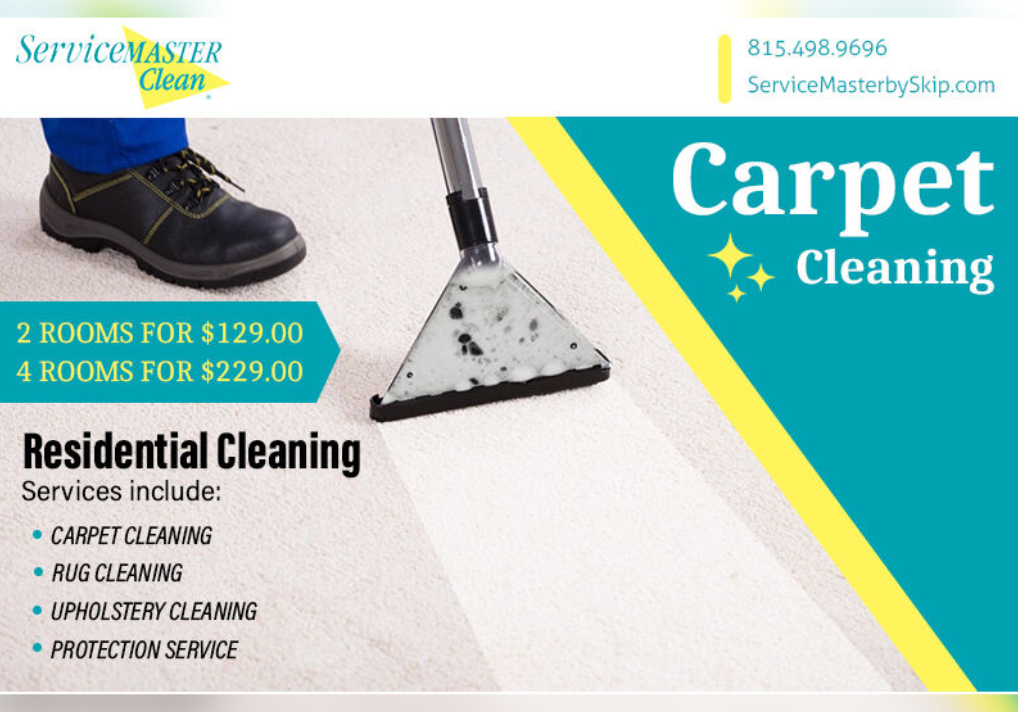 ServicMaster Carpet Cleaning