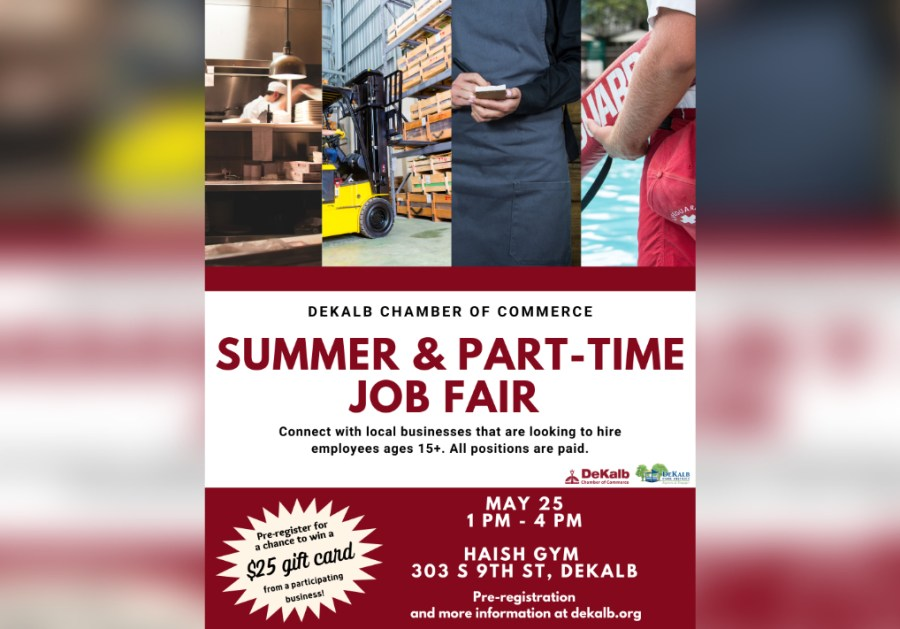 Summer & Part-Time Job Fair