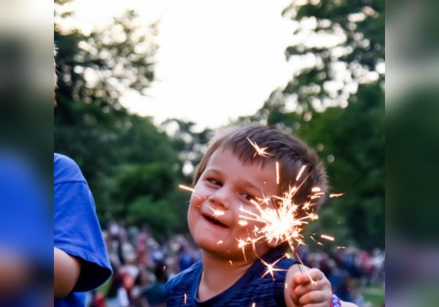 DeKalb Fourth of July Fireworks