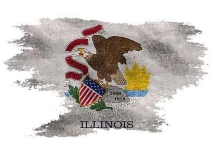 Illinois Ranks 45th For Patriotism In U.S.