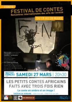 LES PETITS CONTES AFRICAINS FAITS AVEC TROIS FOIS RIEN  RIAO_2015