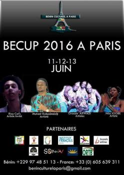 BENIN CULTUREL A PARIS _