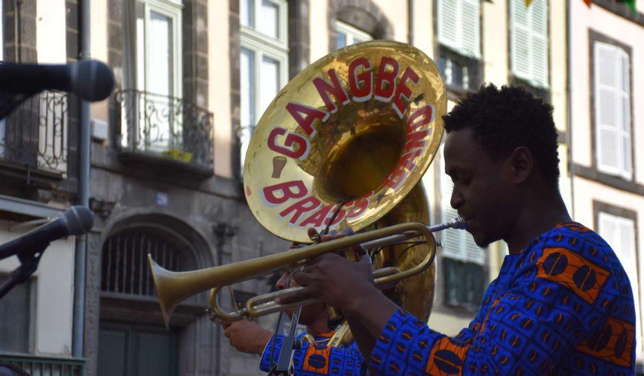 Gangbé Brass Band à-mis-parcours de sa Tournée 2021