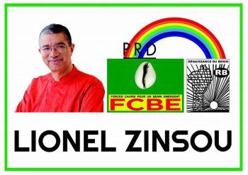 Projet culturel Les fausses notes de Lionel Zinsou vues par Florent Coua Zotti