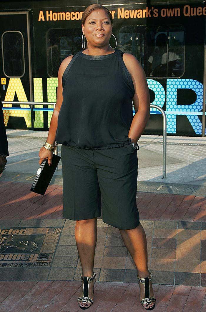 Темнокожая толстая американская актриса фото