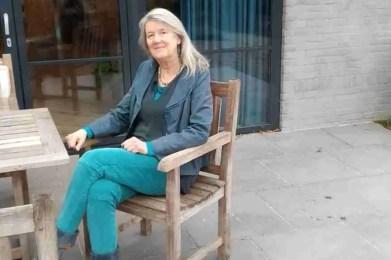 Interview met Anne-Mieke van Vliet