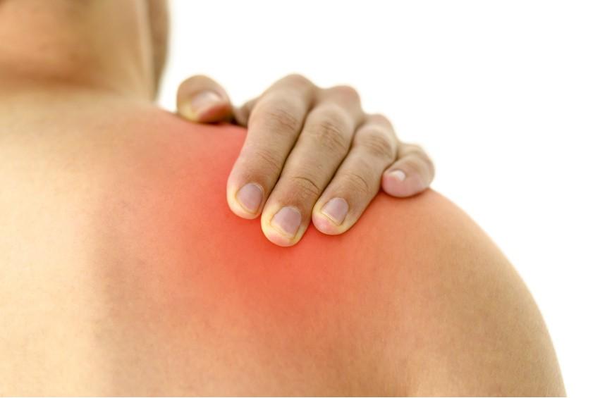 טיפול טבעי לכאבי כתף