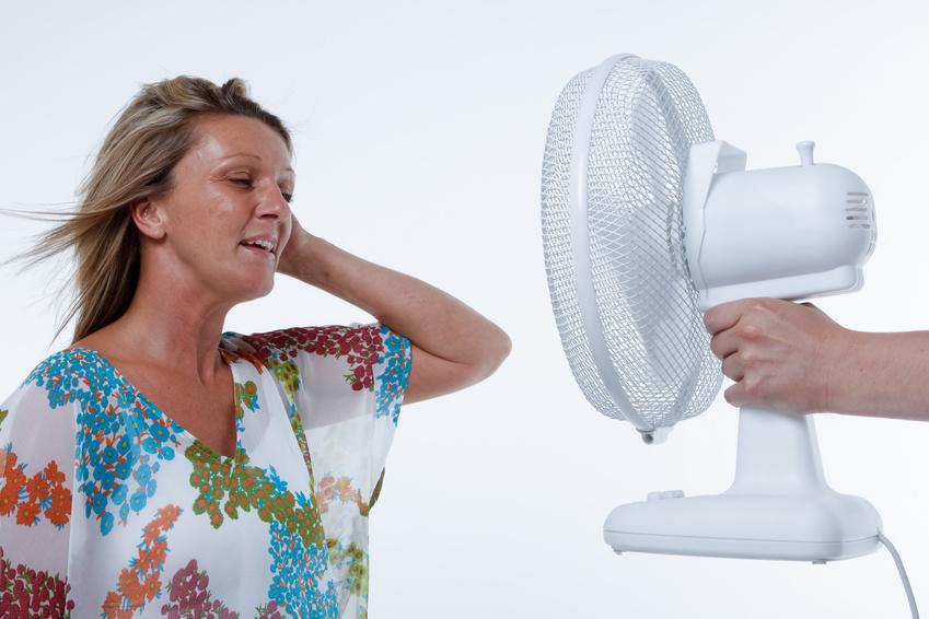 טיפול טבעי בגלי חום