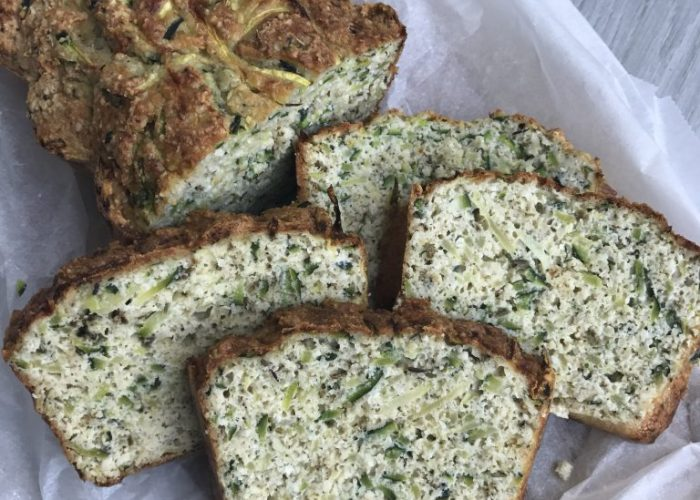 Courgettebrood