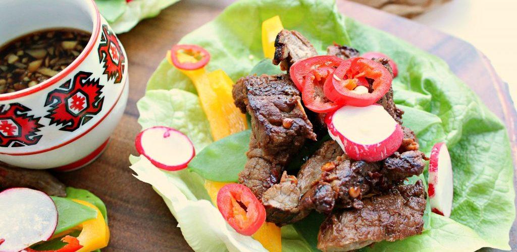 aziatische-beef-slawraps