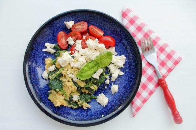 Mediterraans ontbijt