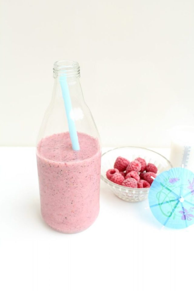Pinky coco shake