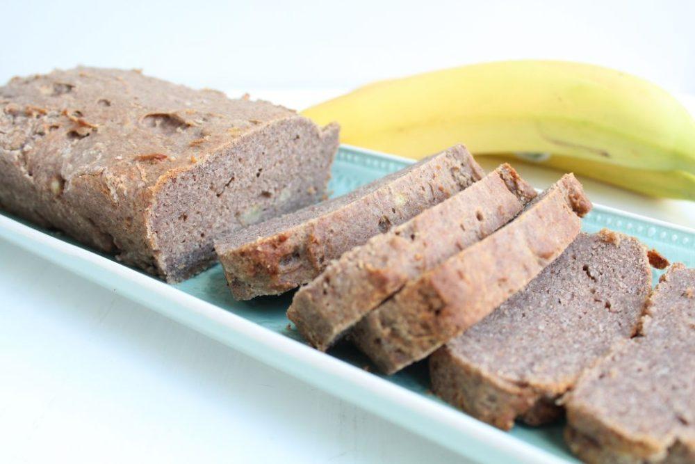 Boekweit bananenbrood