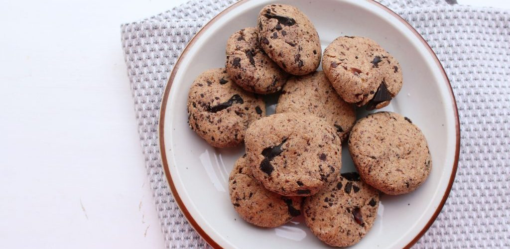 Cookie dough koekjes