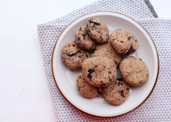 Cookie dough koekjes
