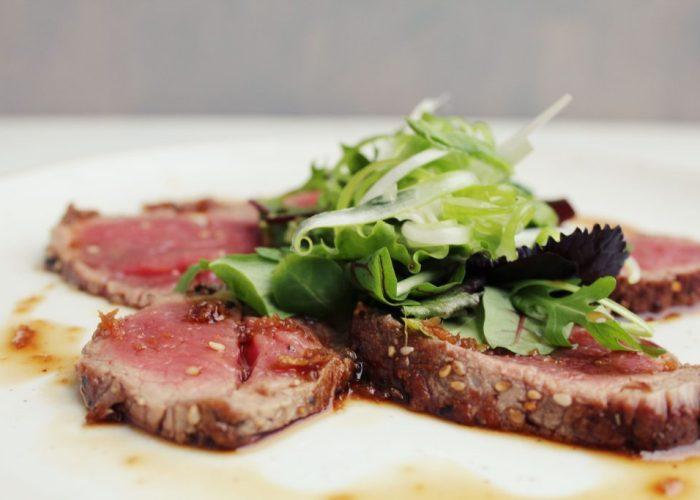 Beef tataki