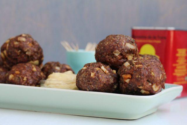 smokey meatballs