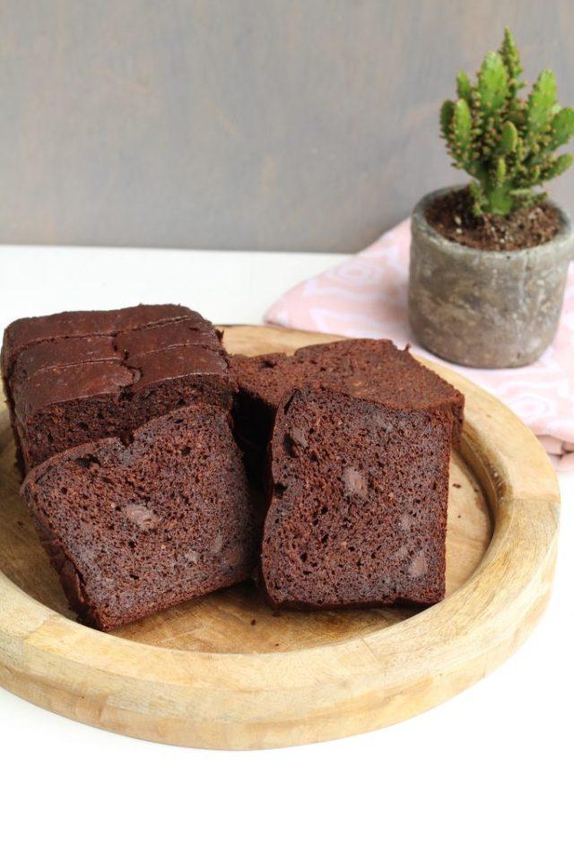 recept voor cake met boekweitmeel