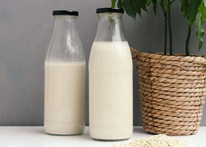 zelf havermelk maken
