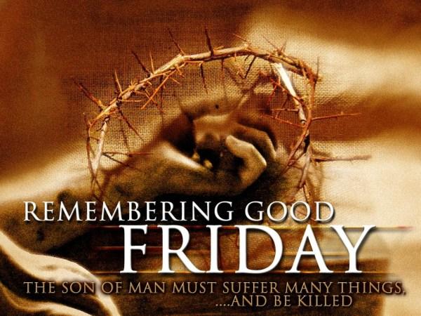 Holy Good Friday Images pics hd wallpaper whatsapp Dp Fb cover