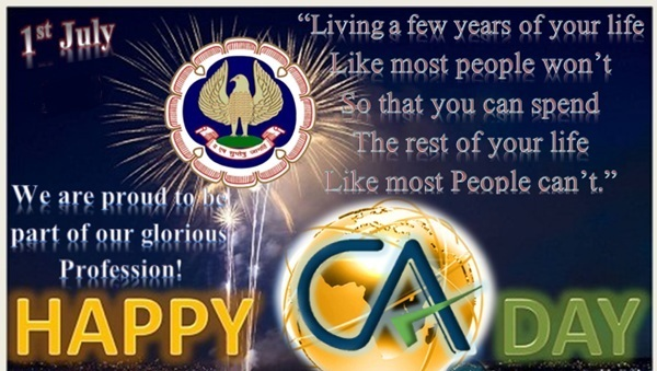 CA Chartered Accountant Day fb dp
