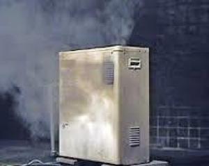湯沸し器や