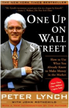One Up on Wall Street & Beat the Street