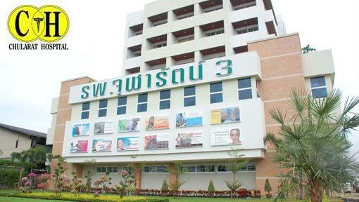 417: โรงพยาบาลจุฬารัตน์ (CHG)