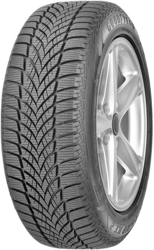 Goodyear Ultra Grip Ice2 SCT Sound - Ónegld Vetrardekk
