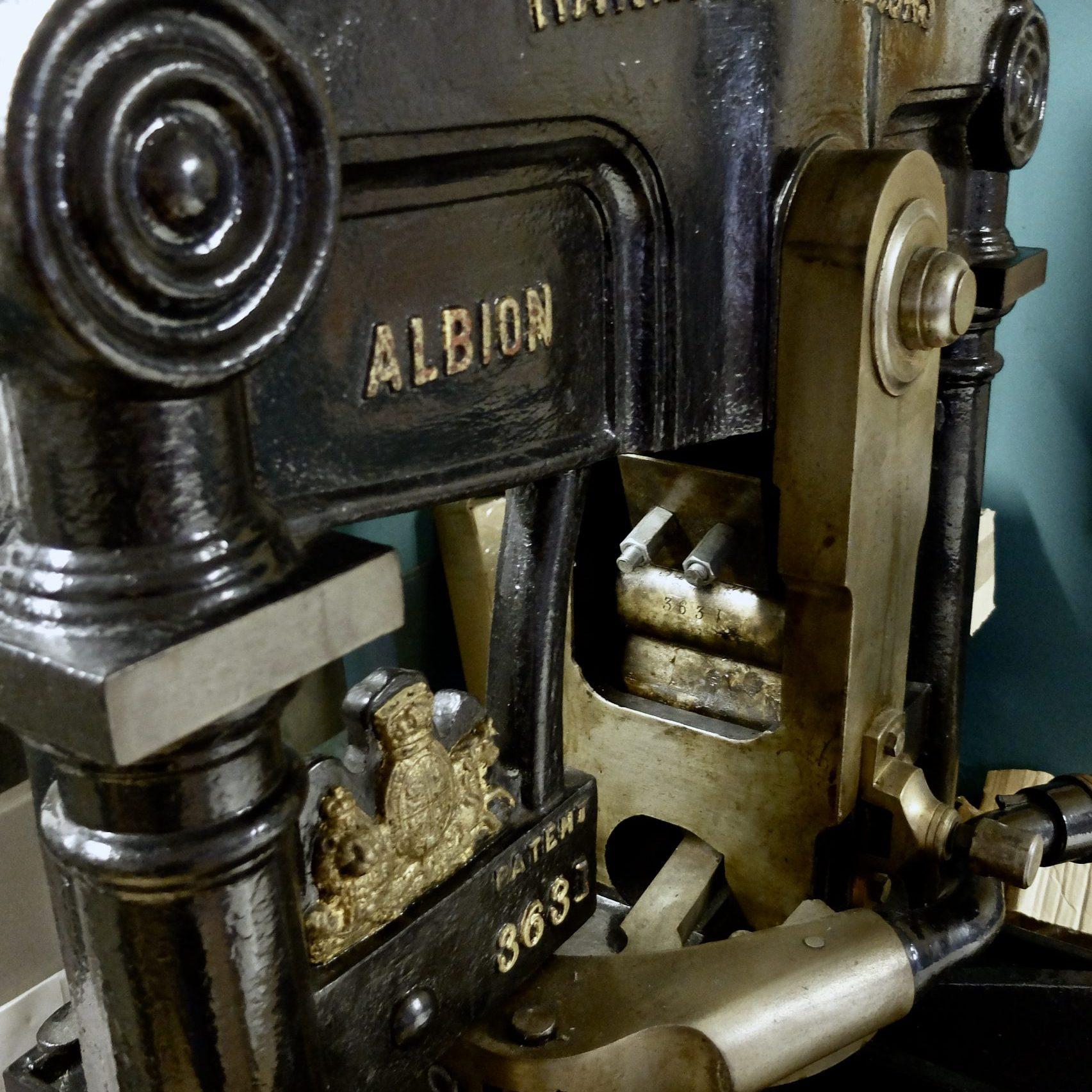Dekkle Members: Book Albion Press