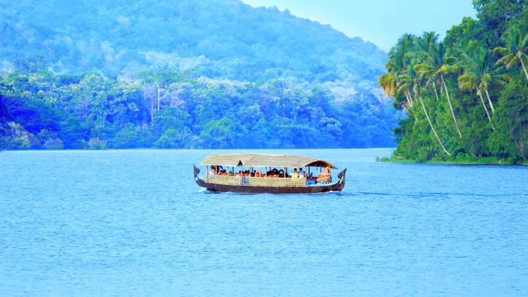 Bhoothathankettu-Boating-Ernakulam-Kothamangalam