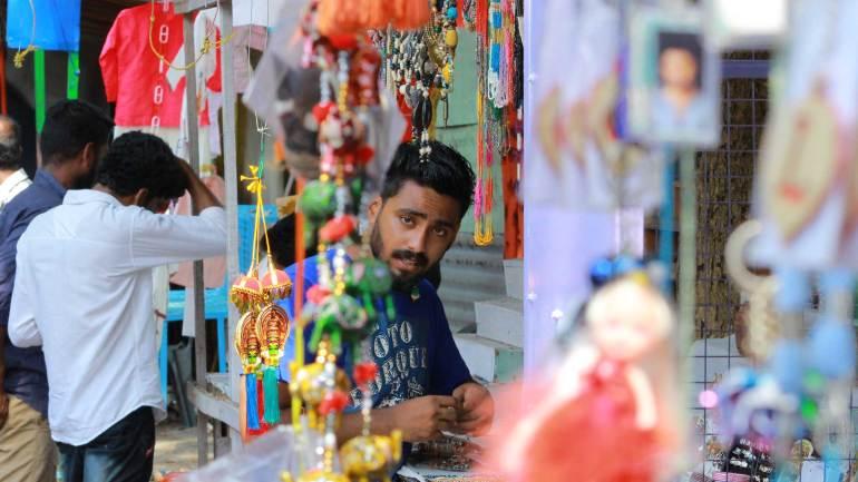 Handicrafts Seller - Jew Street, Jew Street Fort Kochi