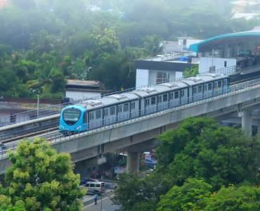 Kochi-Metro-Rail-Kochi metro train-Kochi-Metro-Car, Kochi Metro Rail, Kochi Metro Parking and Parking Rates