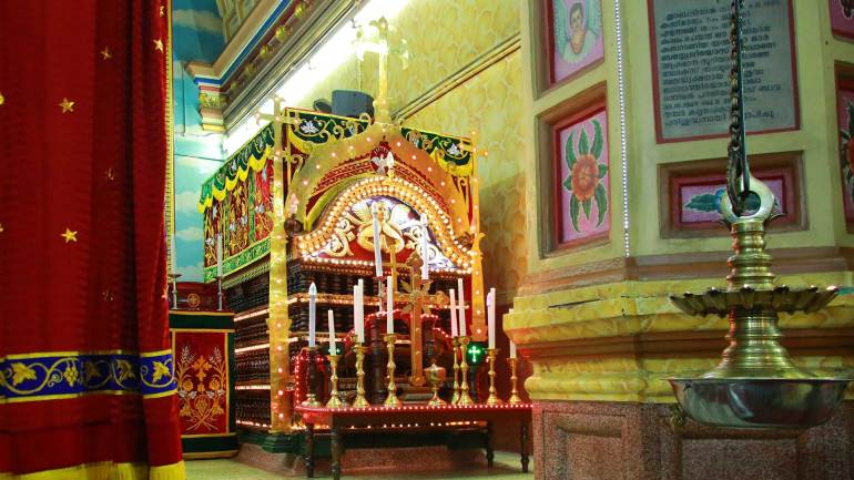 Tomb-of-Baselios-Yeldo-(Kabar)-at-St.-Thomas-church-Kothamangalam, Mar Thoma Cheriapally