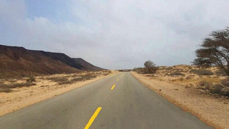 Hargeisa-Berbera-highway,-Somaliland-Horn-of-Africa
